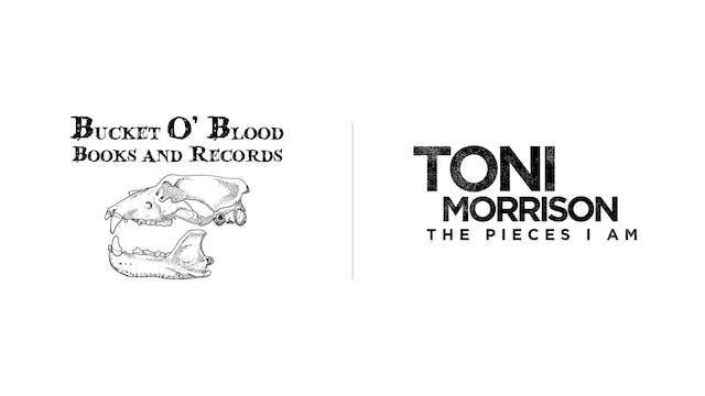 Toni Morrison - Bucket O'Blood Books & Records