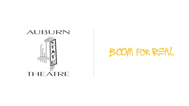 Boom for Real - Auburn State Theatre