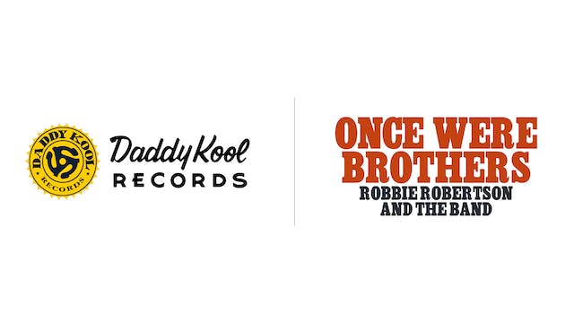 Once Were Brothers - Daddy Kool Records