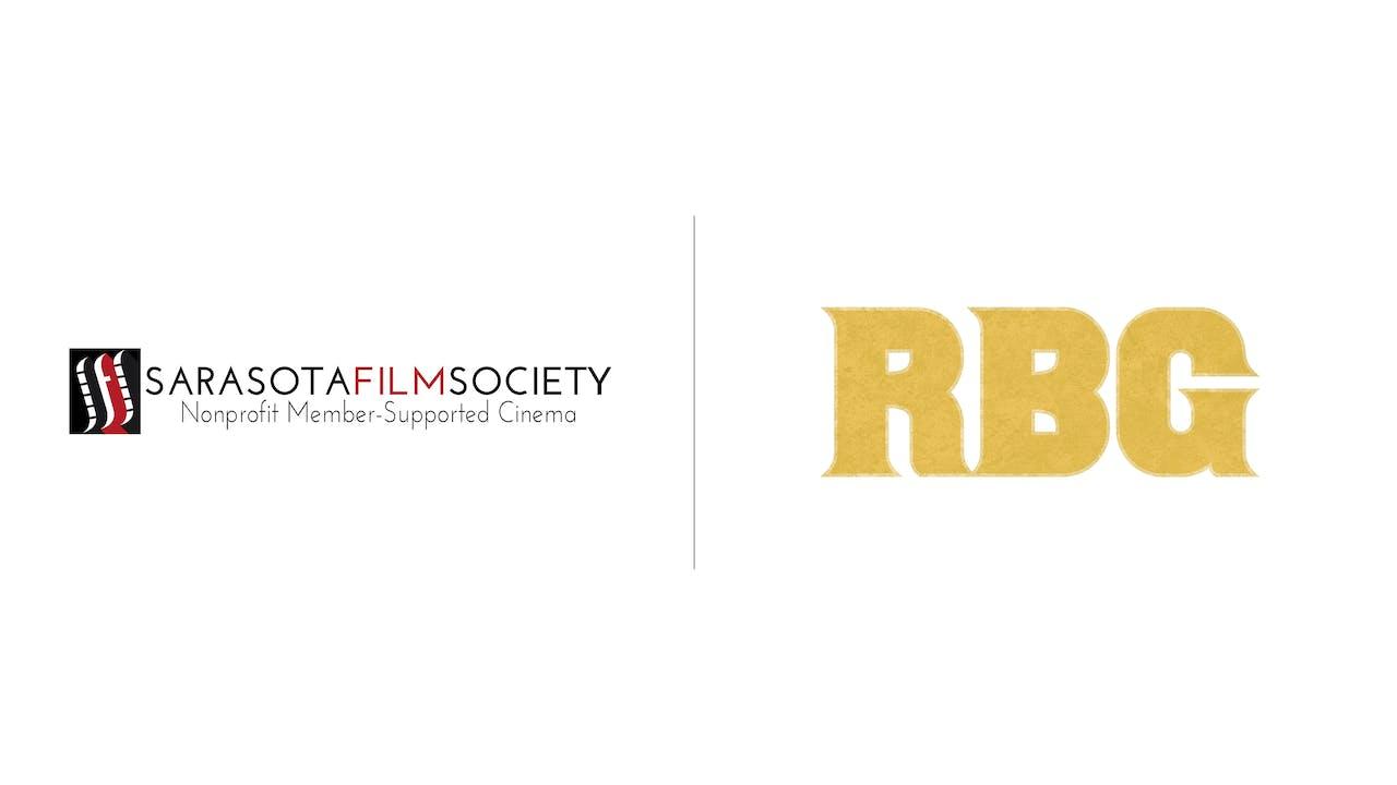RBG - Sarasota Film Society