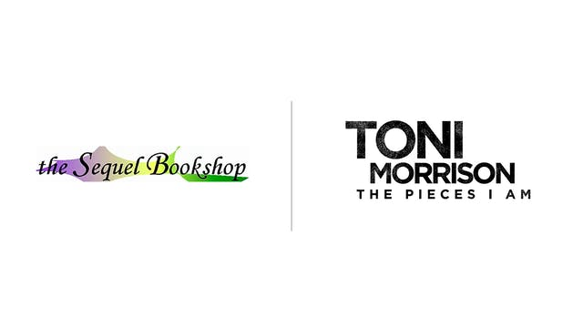 Toni Morrison - The Sequel Bookshop