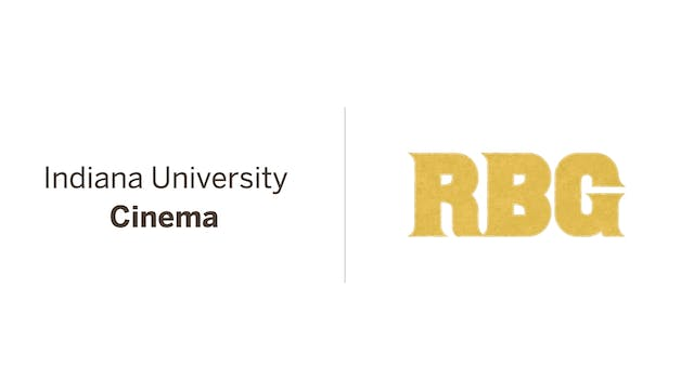 RBG - IU Cinema