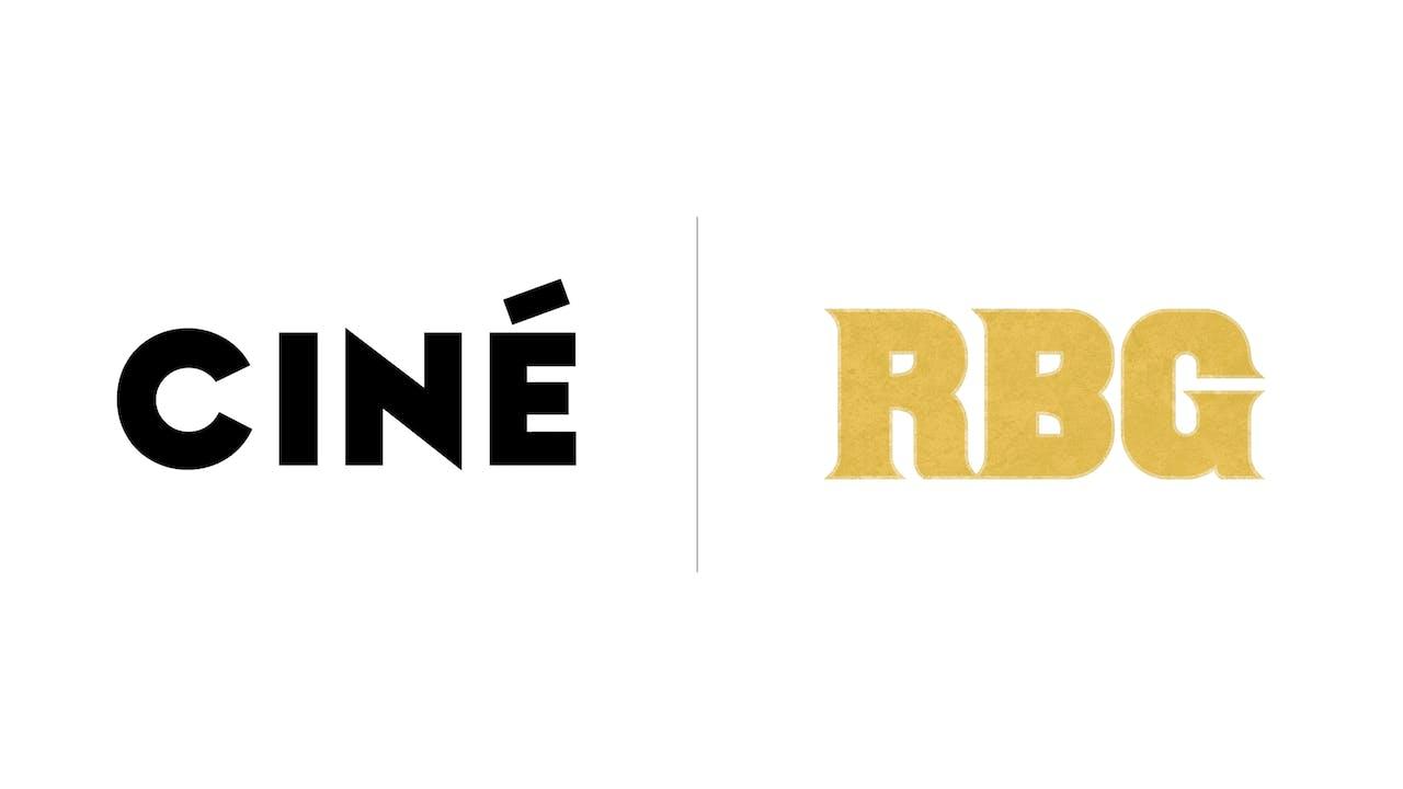 RBG - Ciné
