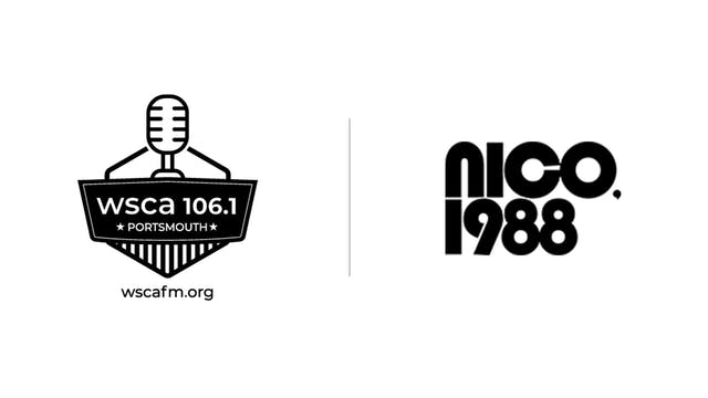 Nico, 1988 - WSCA Radio