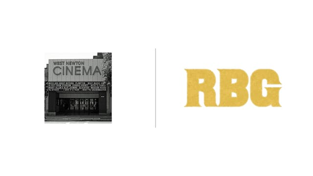 RBG - West Newton Cinema