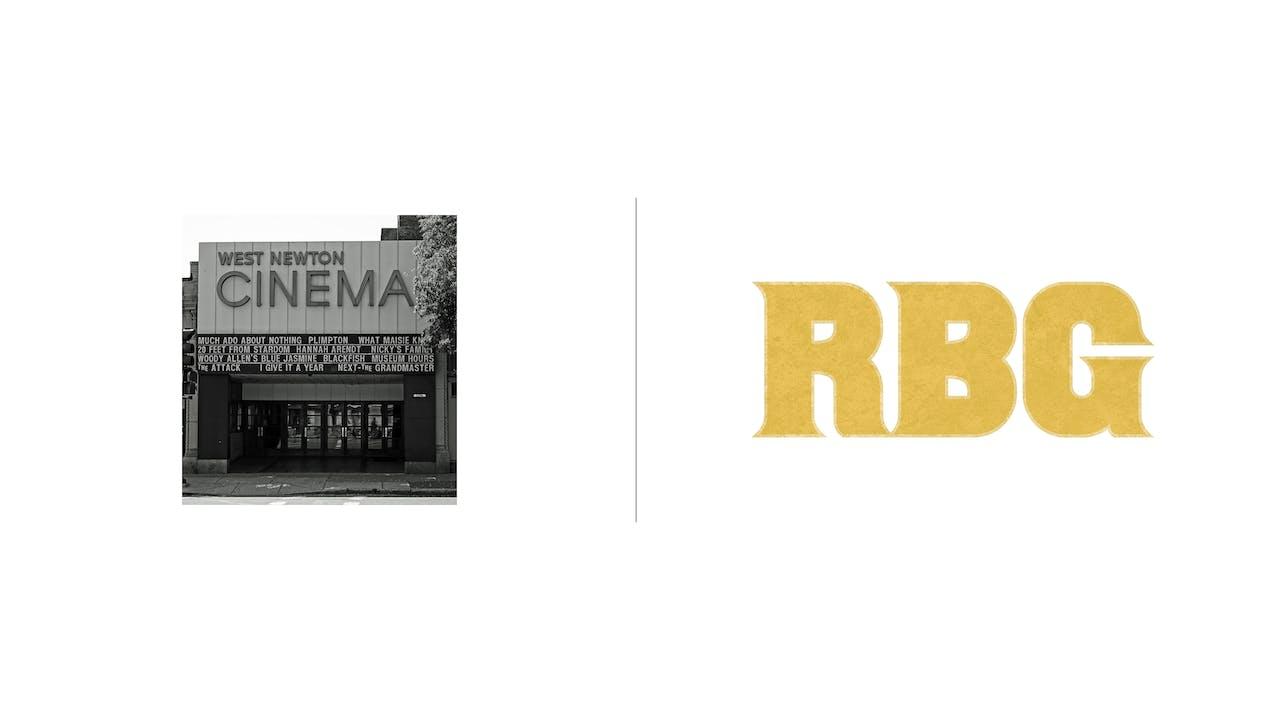 RBG - West Newton Cinema