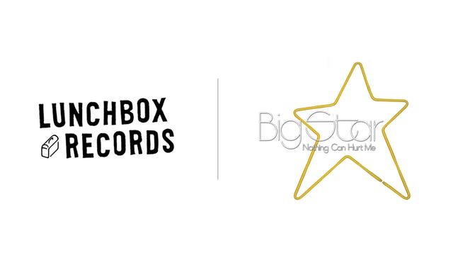Big Star - Lunchbox Records