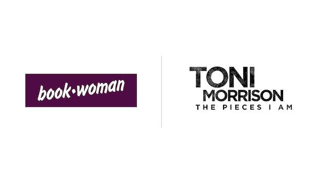 Toni Morrison - BookWoman