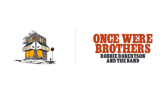 Once Were Brothers - Strictly Discs