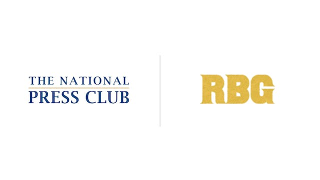 RBG - The National Press Club