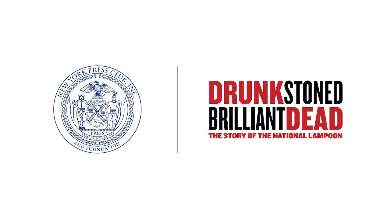 Drunk Stoned Brilliant Dead - New York Press Club