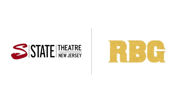 RBG - State Theatre New Jersey