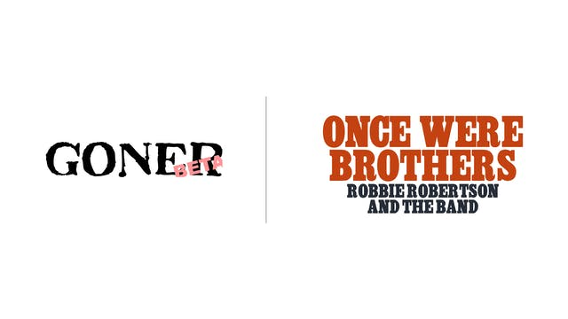 Once Were Brothers - Goner Records