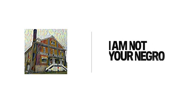 I Am Not Your Negro - Driftless Books and Music