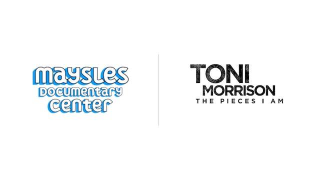 Toni Morrison - Maysles Documentary Center