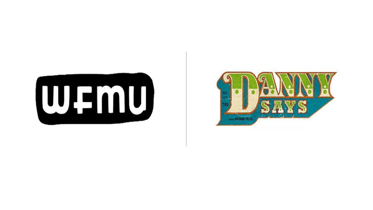 Danny Says - WFMU