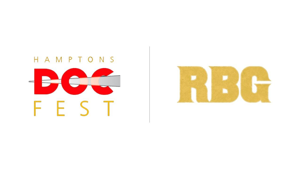 RBG - Hamptons Doc Fest