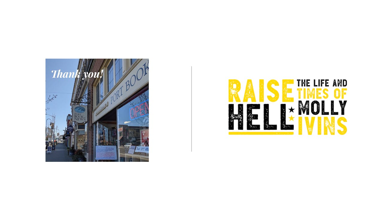 Raise Hell - Port Book and News