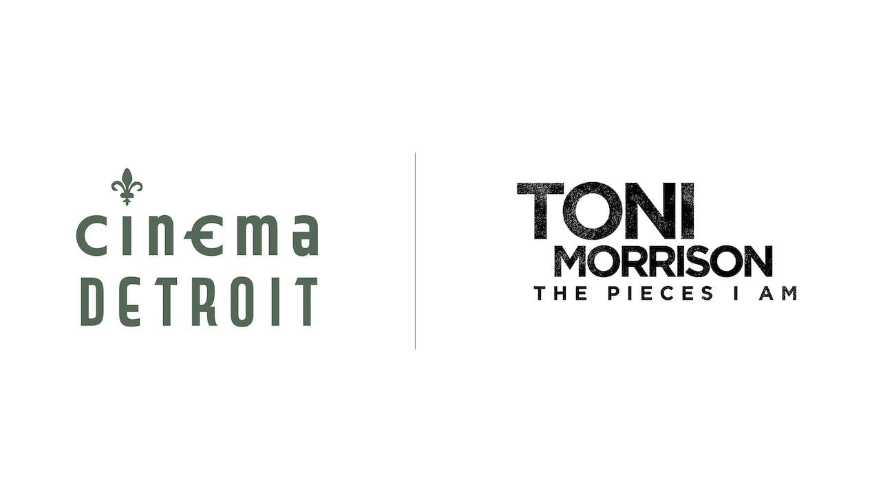 Toni Morrison - Cinema Detroit