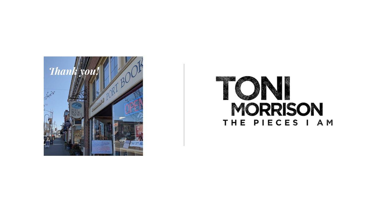 Toni Morrison - Port Book and News