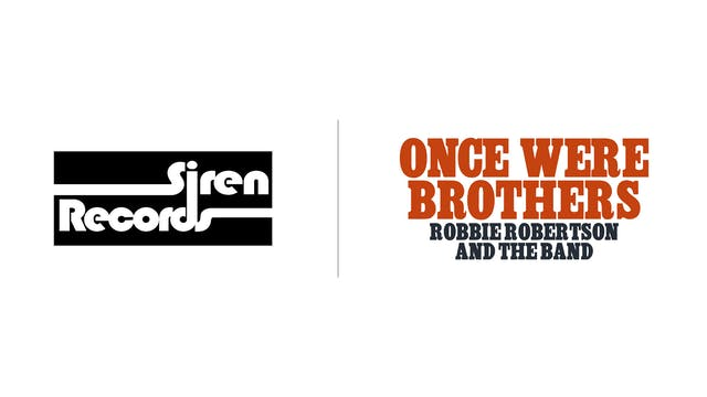 Once Were Brothers - Siren Records McHenry