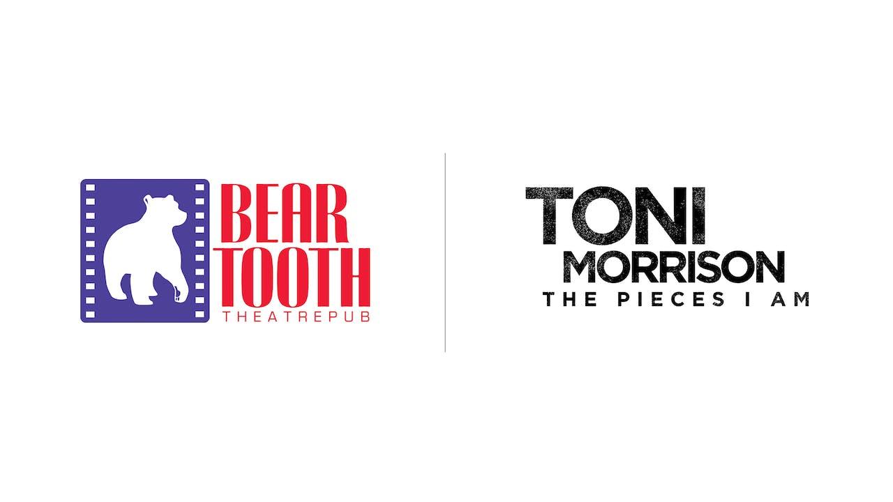 Toni Morrison - Bear Tooth Theatrepub