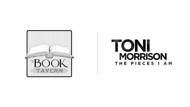 Toni Morrison - The Book Tavern
