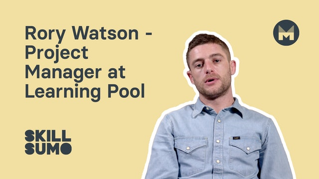 Rory Watson - Project Manager at Learning Pool