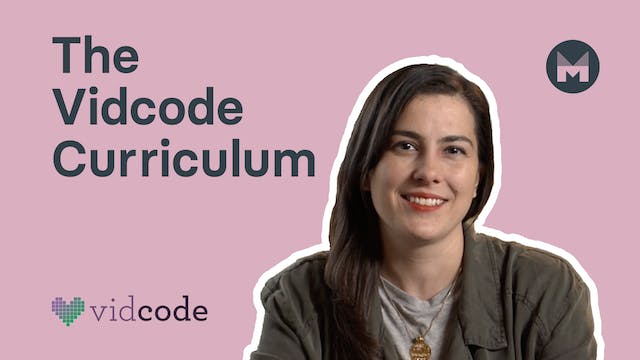 The Vidcode Curriculum