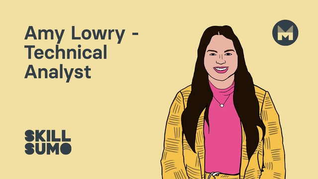 Amy Lowry - Technical Analyst
