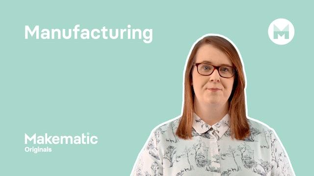 10. Manufacturing