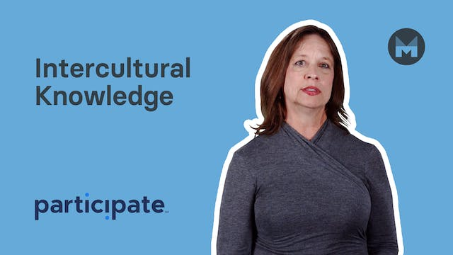 Karen Pluckett - Intercultural Knowledge