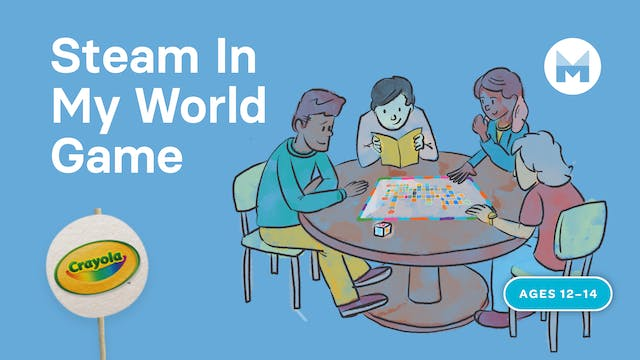 STEAM In My World Game | STEAM