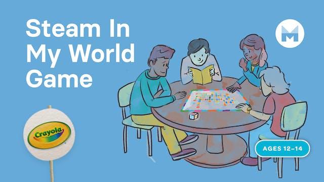 STEAM In My World Game | STEAM