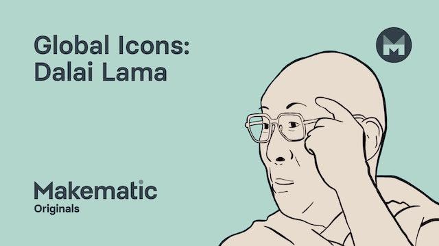 3. Dalai Lama: Empathy