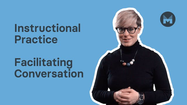Facilitating Conversations