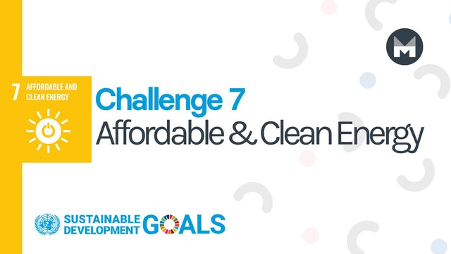 Challenge 7: Affordable and Clean #17DaystoLearn