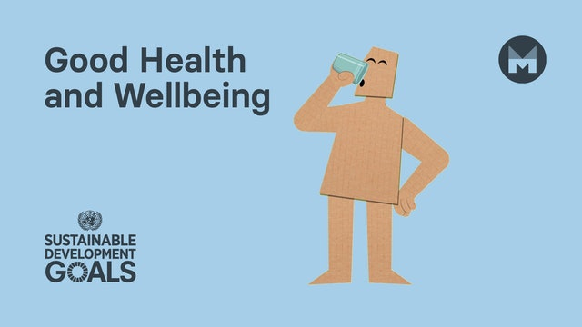 3. Global Goal 3: Good Health and Wellbeing (Ages 11 - 17)