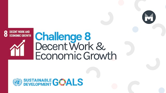 Challenge 8: Decent Work and Economic Growth