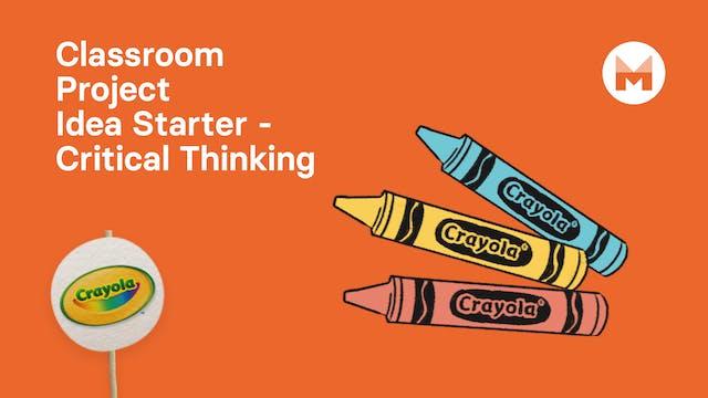 5. Classroom Project Idea Starter - C...