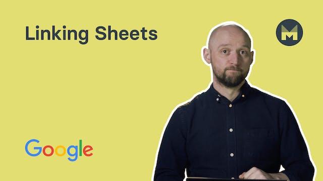 8. Linking Sheets