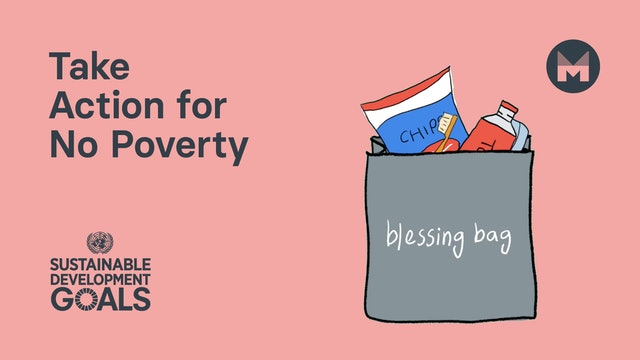 Take Action for No Poverty (Ages 5 - 11)