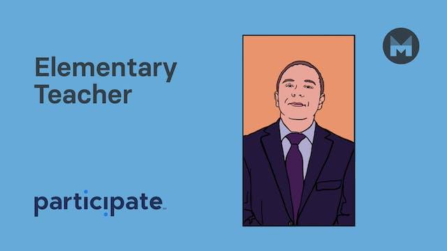Jhonatan Mesa - Elementary Teacher