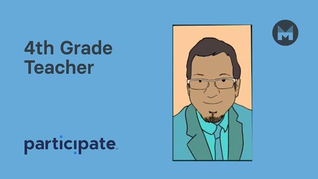 Jesus Sanchez - 4th Grade Teacher