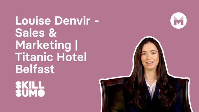 Louise Denvir - Sales & Marketing | T...