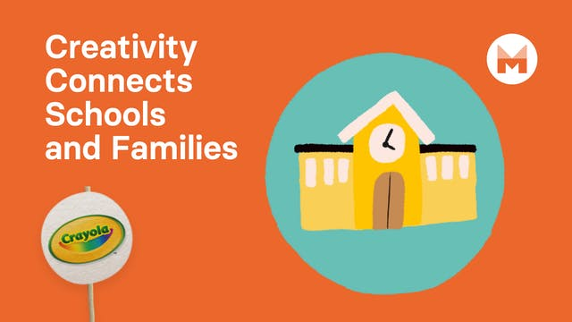 10. Creativity Connects Schools and F...
