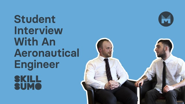 Student Interview with an Aeronautical Engineer