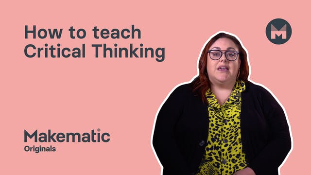 How to teach Critical Thinking Skills