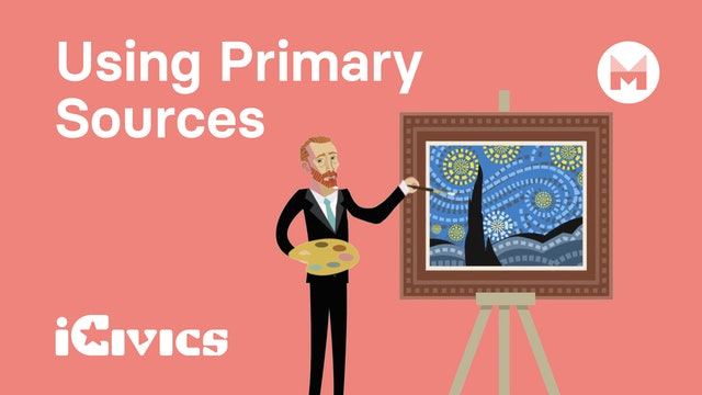 iCivics: Primary Digital Sources