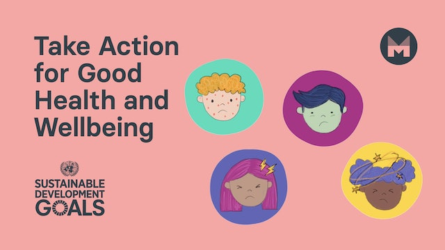 5. Take Action for Good Health and Wellbeing (Ages 5 - 11)